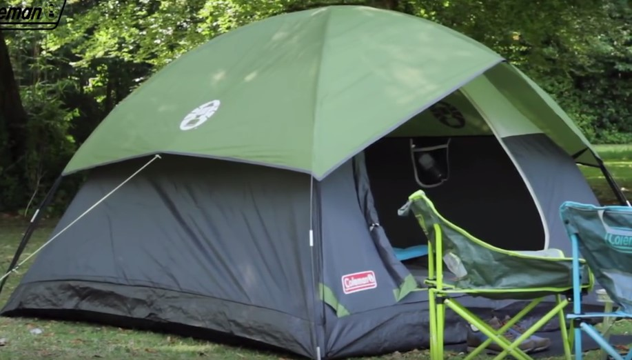 & Coleman Sundome 4 Person Tent Review - FolkOutdoor