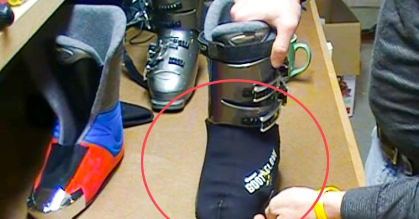 best ski boot covers